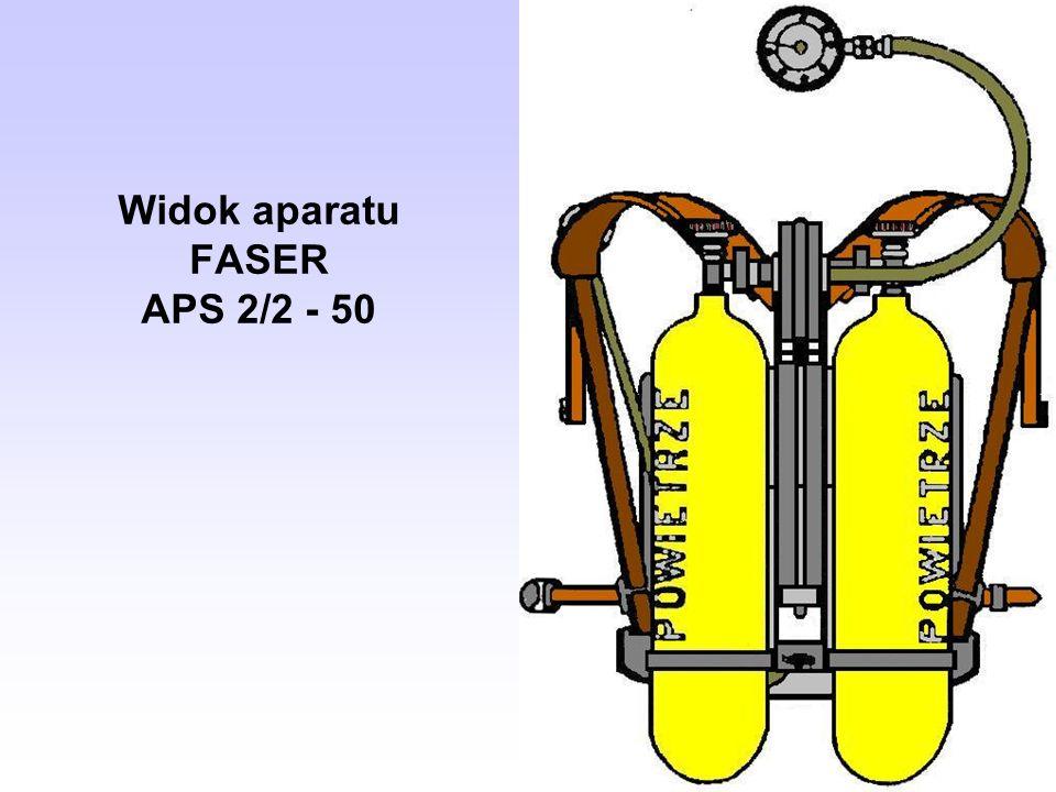 Widok aparatu FASER APS 2/2 - 50
