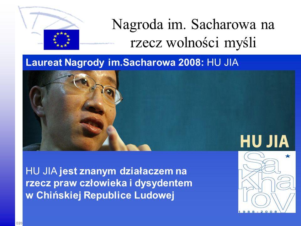 Nagroda im. Sacharowa na rzecz wolności myśli