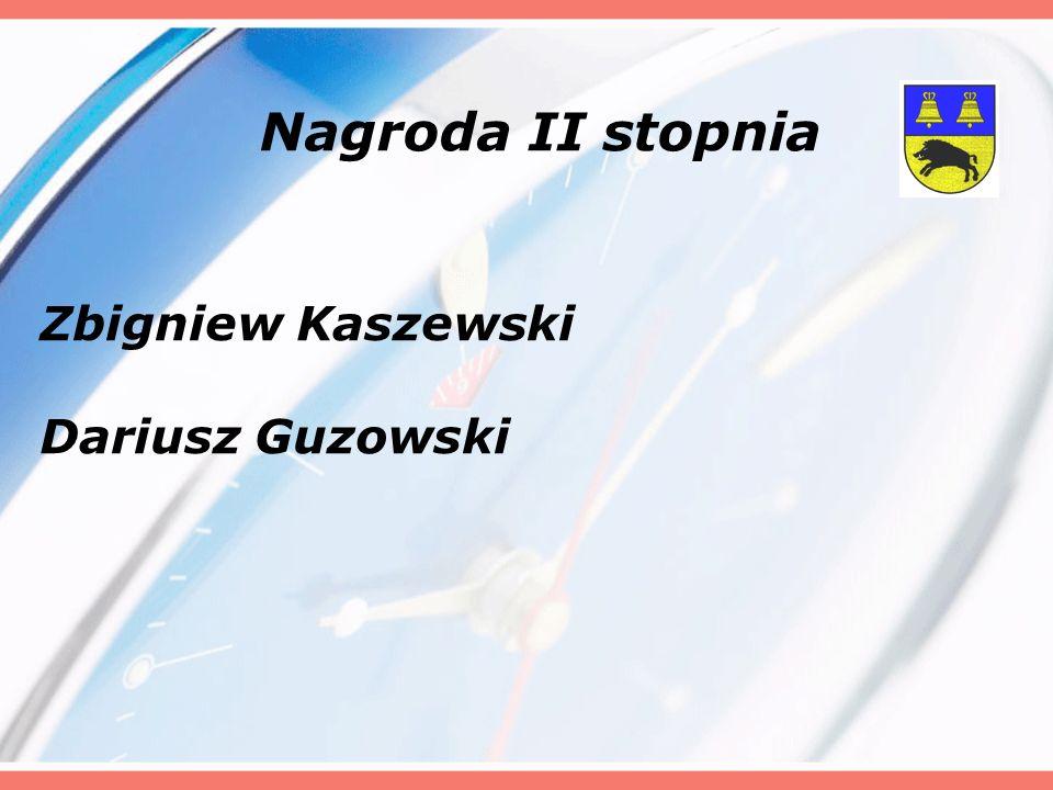 Zbigniew Kaszewski Dariusz Guzowski