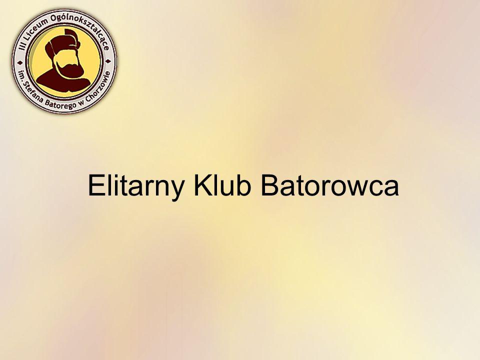 Elitarny Klub Batorowca