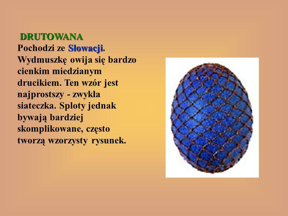 DRUTOWANA Pochodzi ze Słowacji