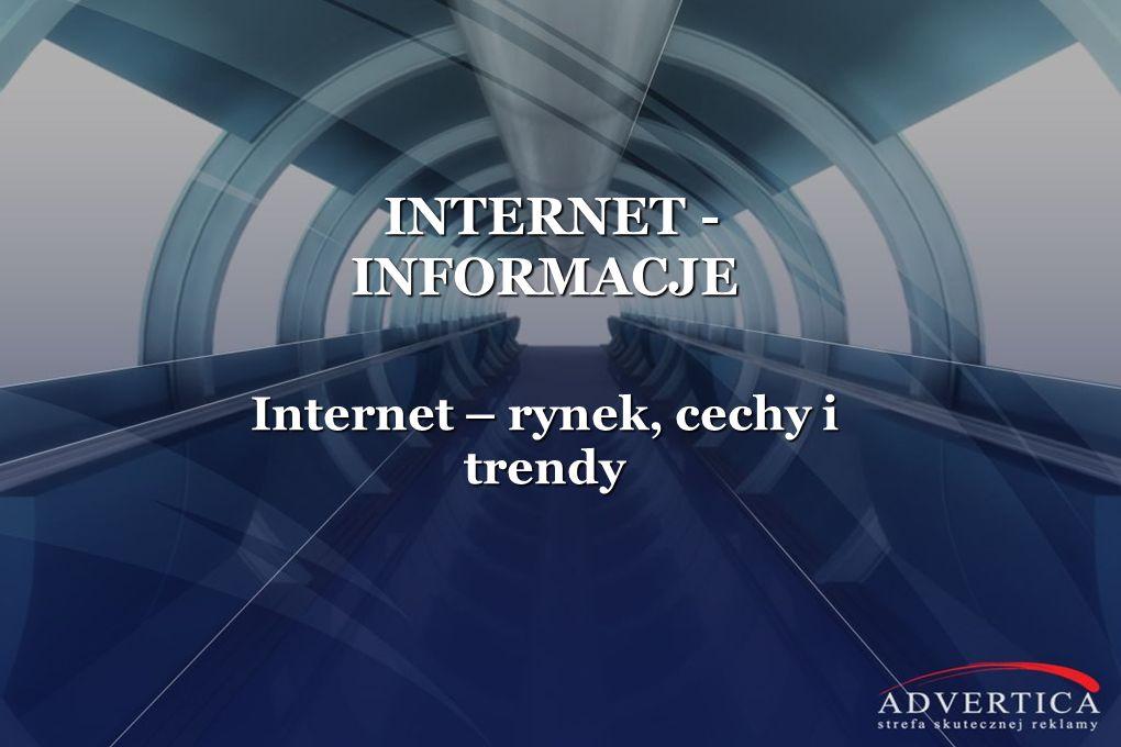 Internet – rynek, cechy i trendy