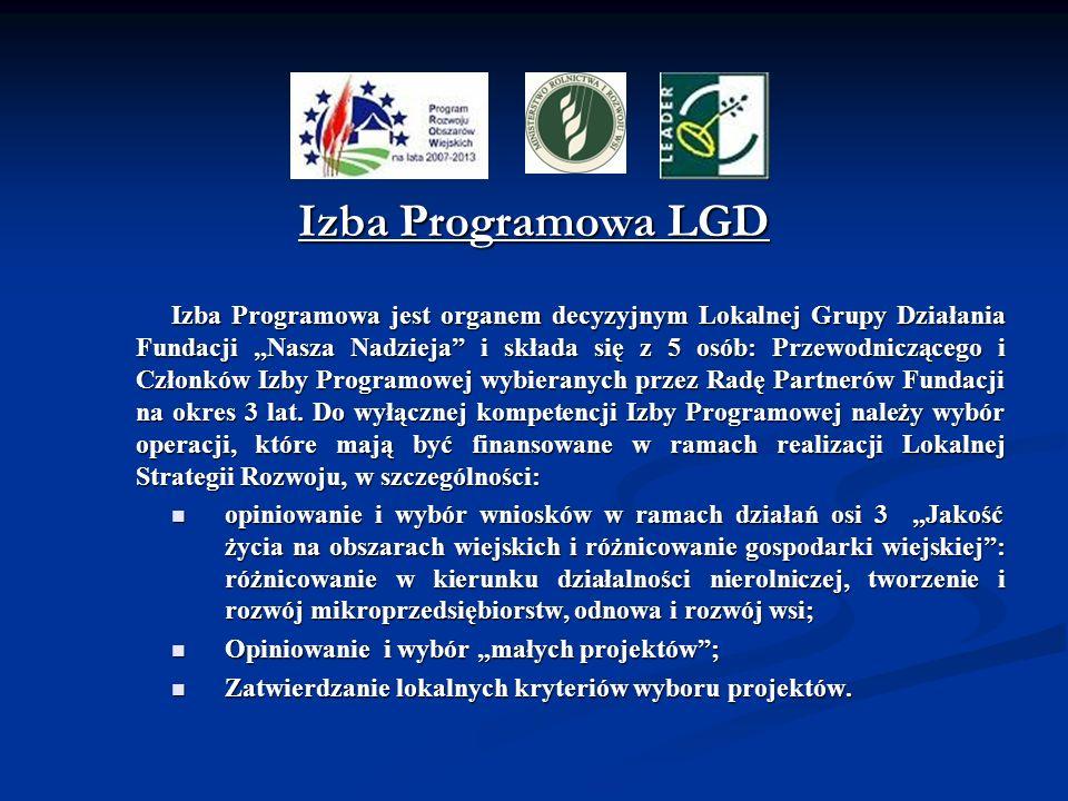 Izba Programowa LGD