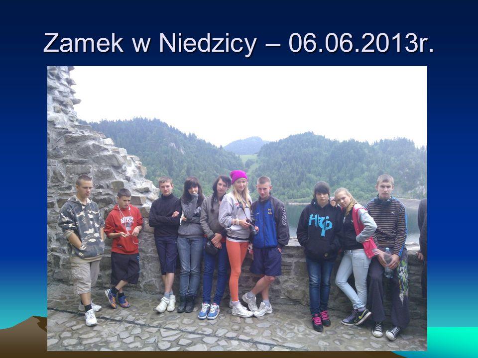 Zamek w Niedzicy – 06.06.2013r.