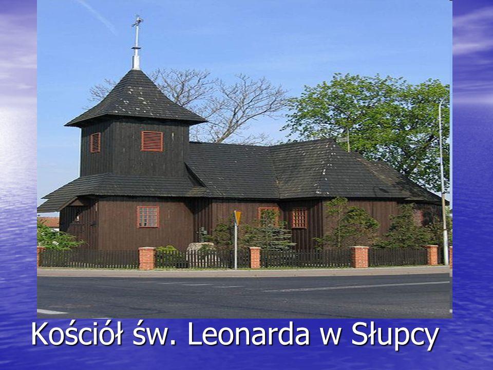 Kościół św. Leonarda w Słupcy