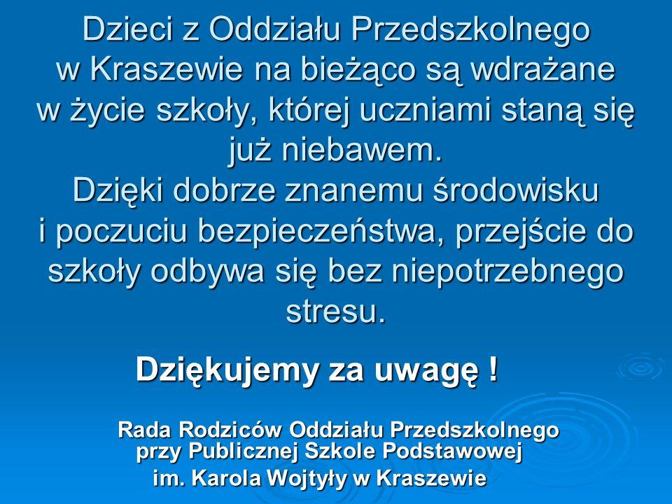 im. Karola Wojtyły w Kraszewie