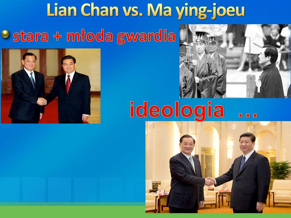 Lian Chan vs. Ma ying-joeu