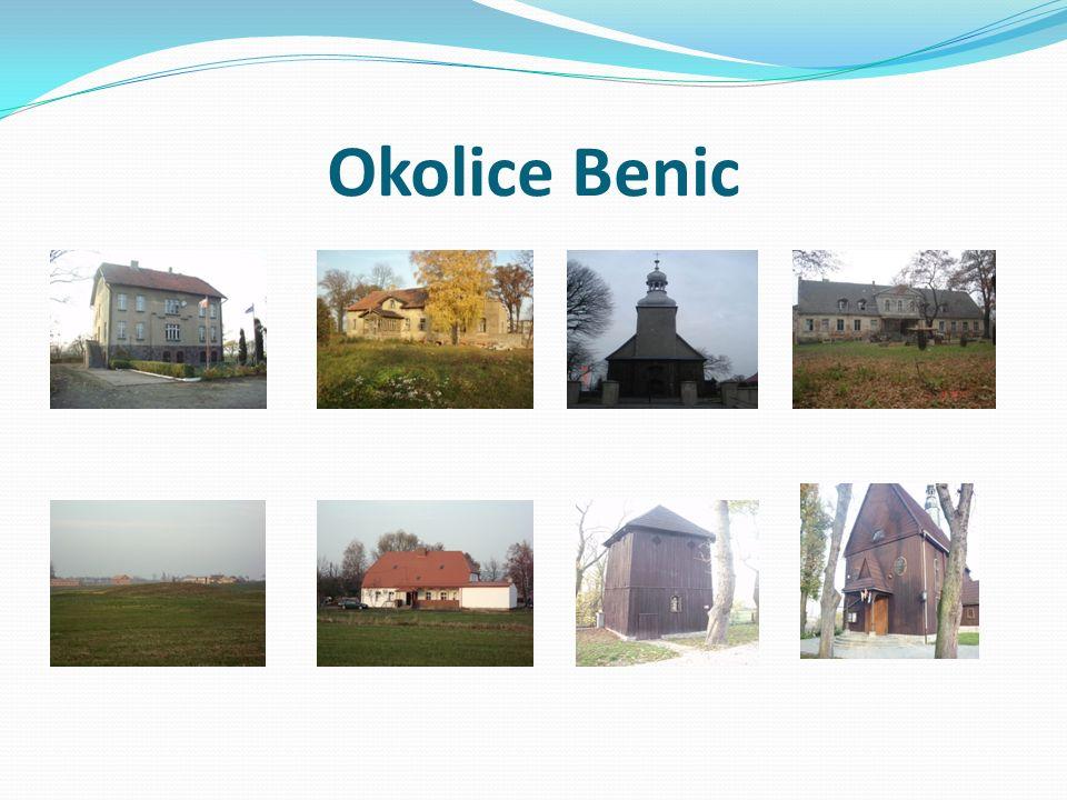 Okolice Benic