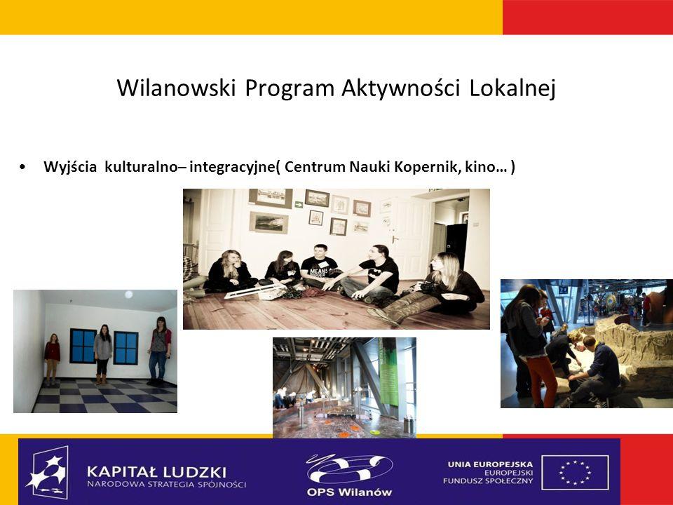 Wilanowski Program Aktywności Lokalnej