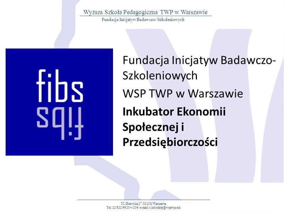 Fundacja Inicjatyw Badawczo-Szkoleniowych WSP TWP w Warszawie