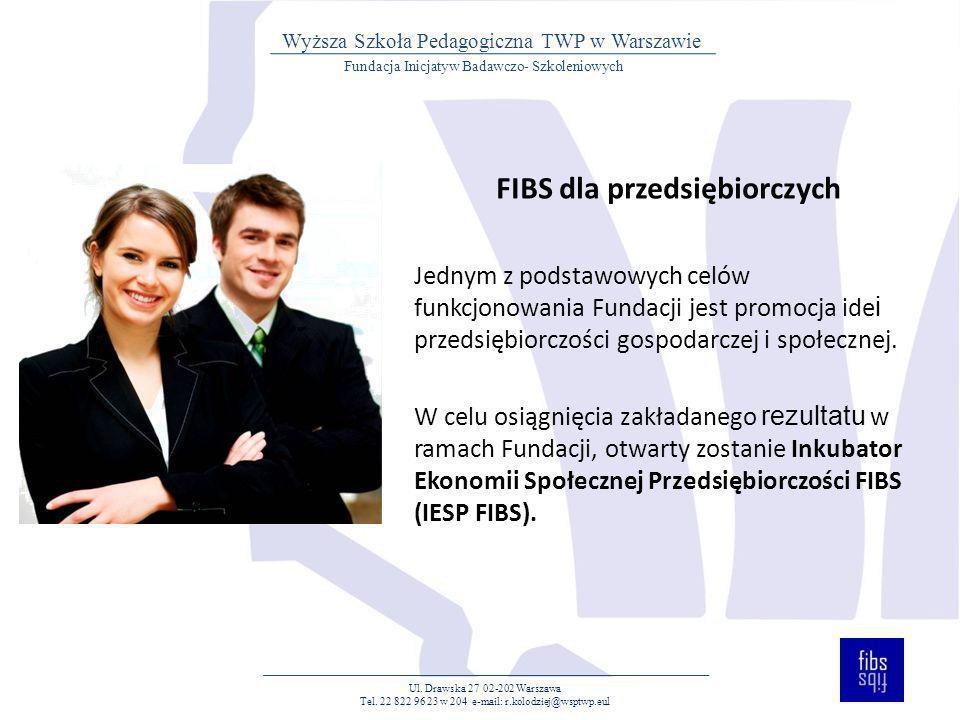 FIBS dla przedsiębiorczych