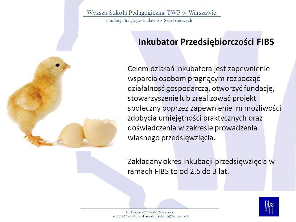 Inkubator Przedsiębiorczości FIBS