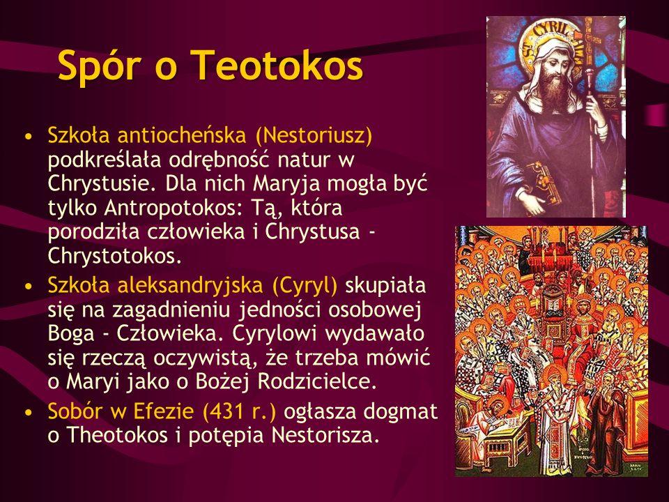 Spór o Teotokos
