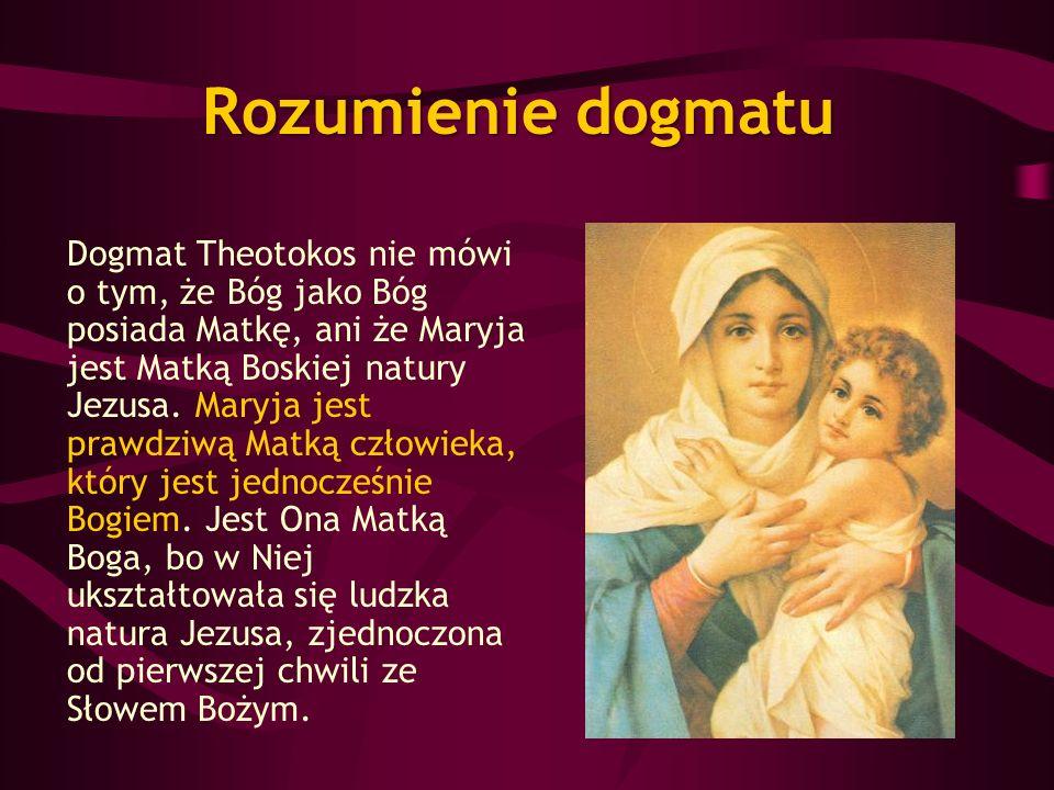 Rozumienie dogmatu