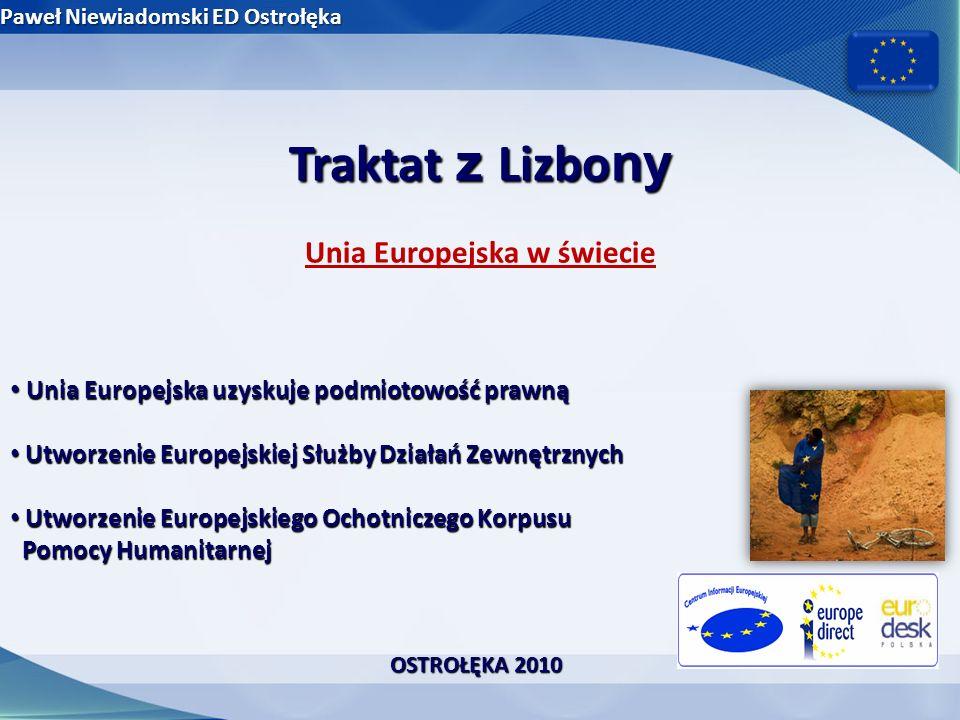 Unia Europejska w świecie