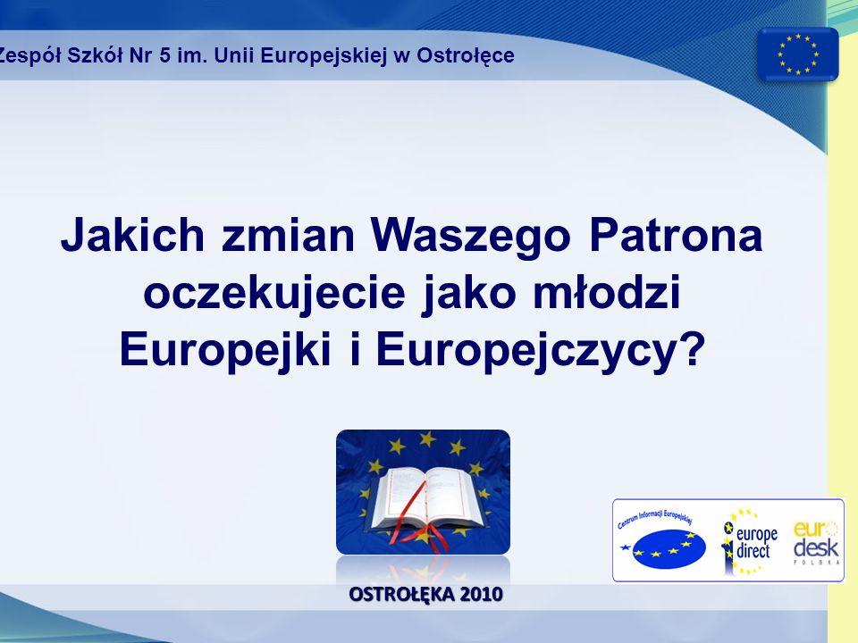 Zespół Szkół Nr 5 im. Unii Europejskiej w Ostrołęce
