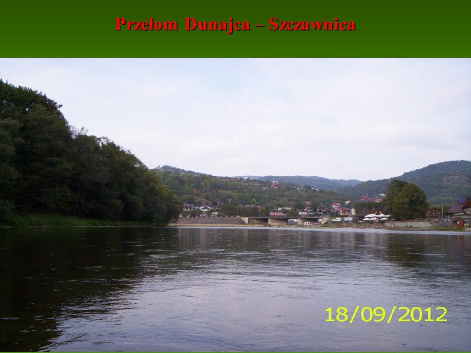 Przełom Dunajca – Szczawnica