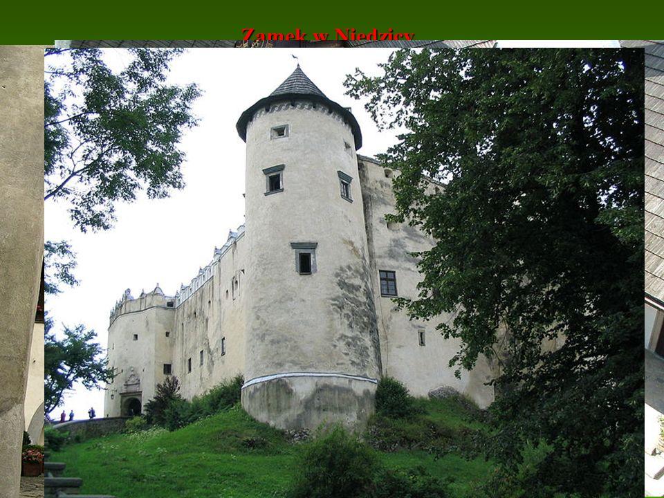 Zamek w Niedzicy O zamku niedzickim novum castrum de Dunajec