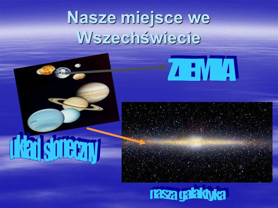 Nasze miejsce we Wszechświecie