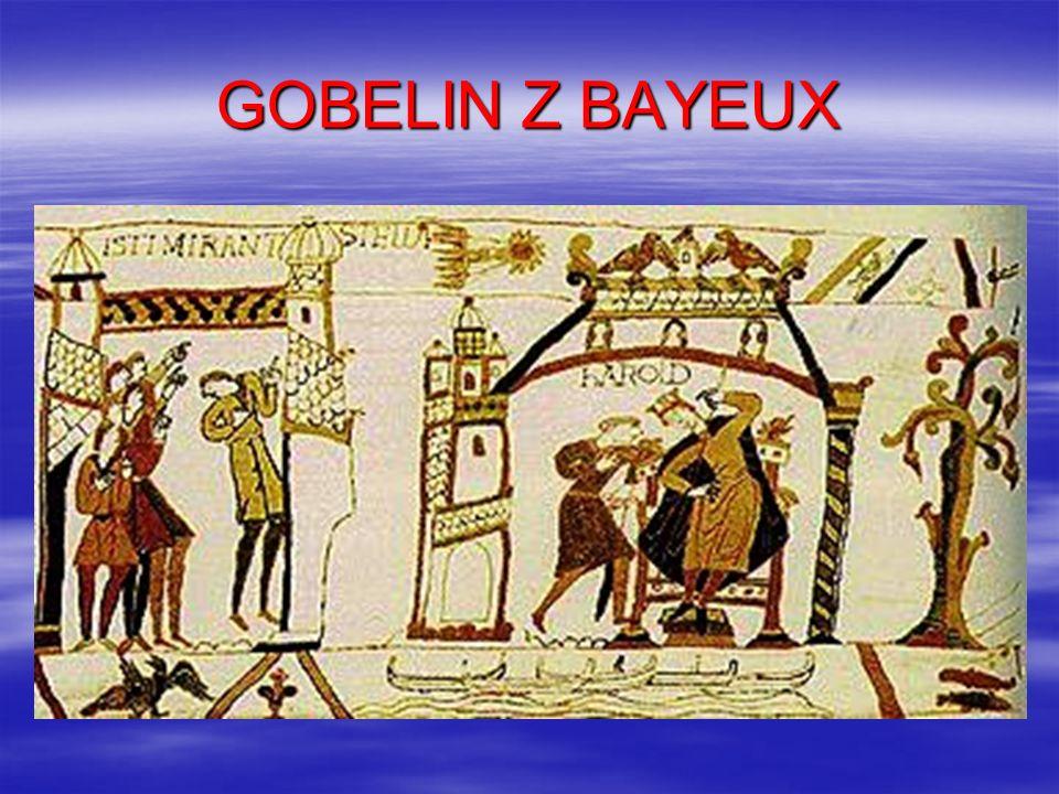 GOBELIN Z BAYEUX