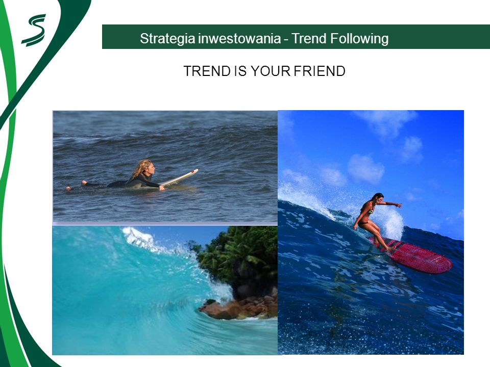 Strategia inwestowania - Trend Following