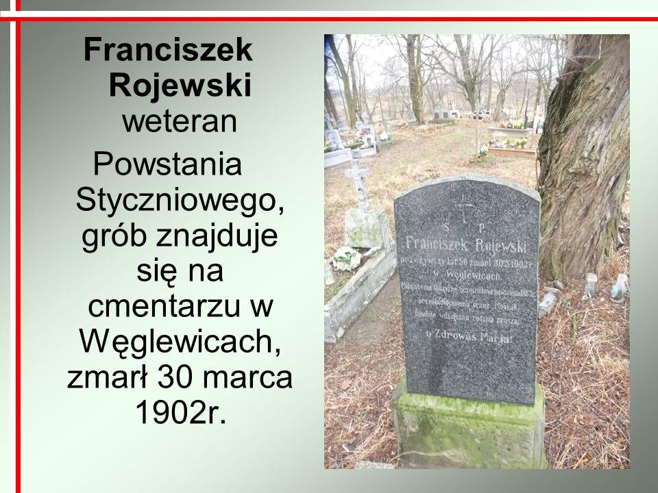 Franciszek Rojewski weteran