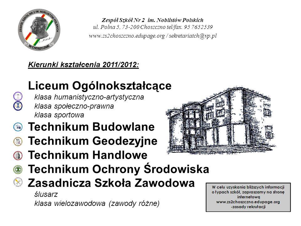 Zespół Szkół Nr 2 im. Noblistów Polskich