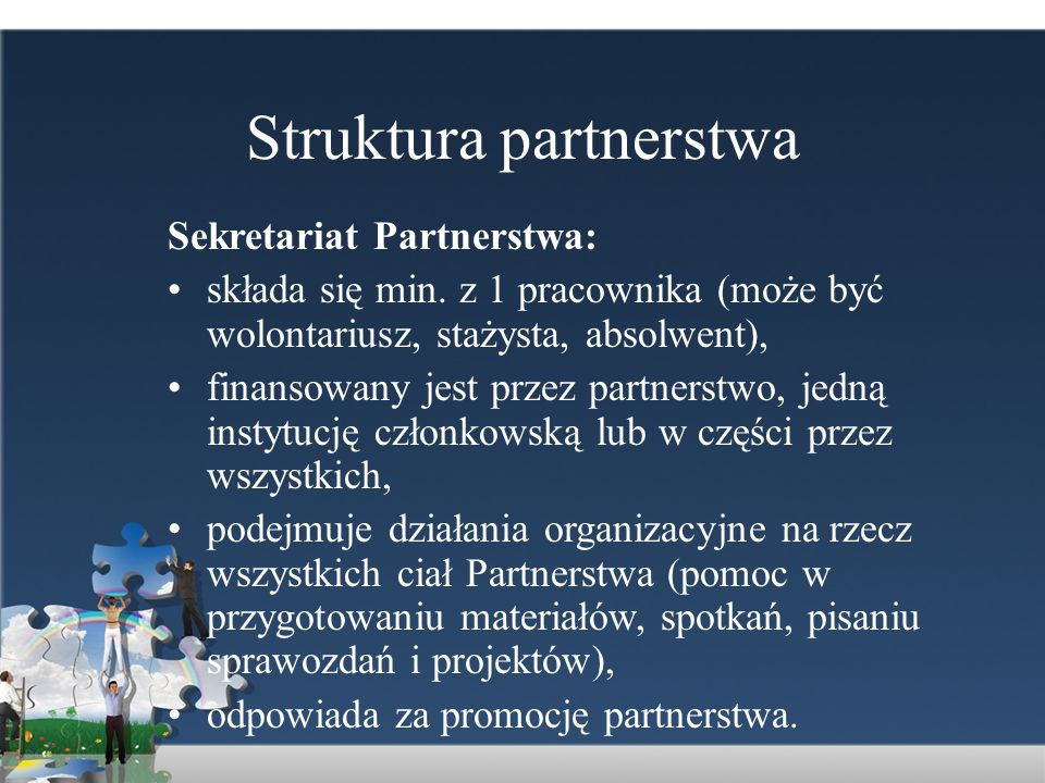 Struktura partnerstwa