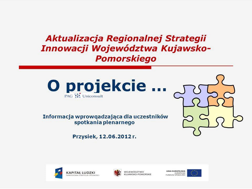 Informacja wprowqadzająca dla uczestników spotkania plenarnego