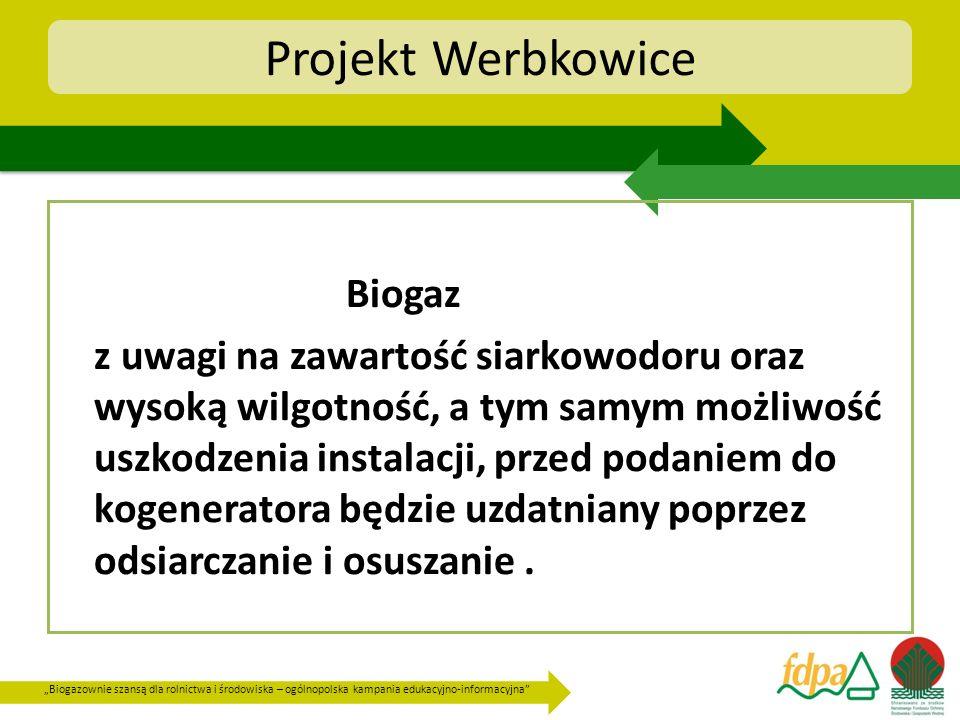 Projekt Werbkowice Biogaz