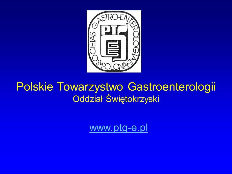 Polskie Towarzystwo Gastroenterologii Oddział Świętokrzyski