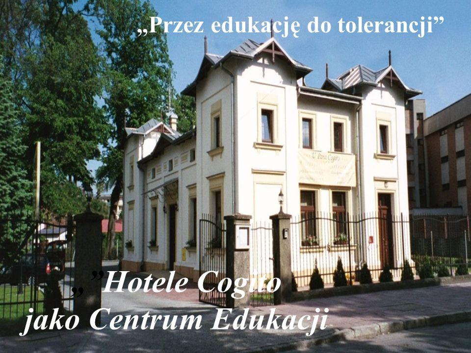 """""""Przez edukację do tolerancji"""