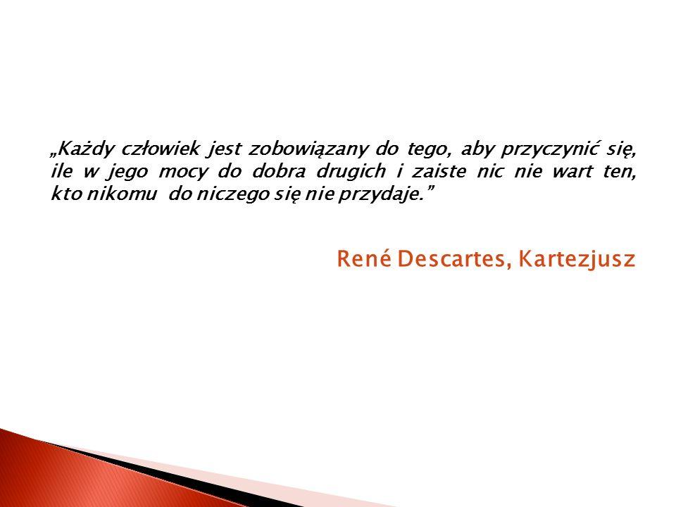 René Descartes, Kartezjusz
