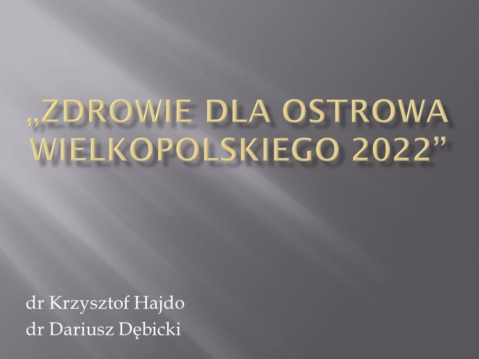 """""""Zdrowie dla Ostrowa Wielkopolskiego 2022"""