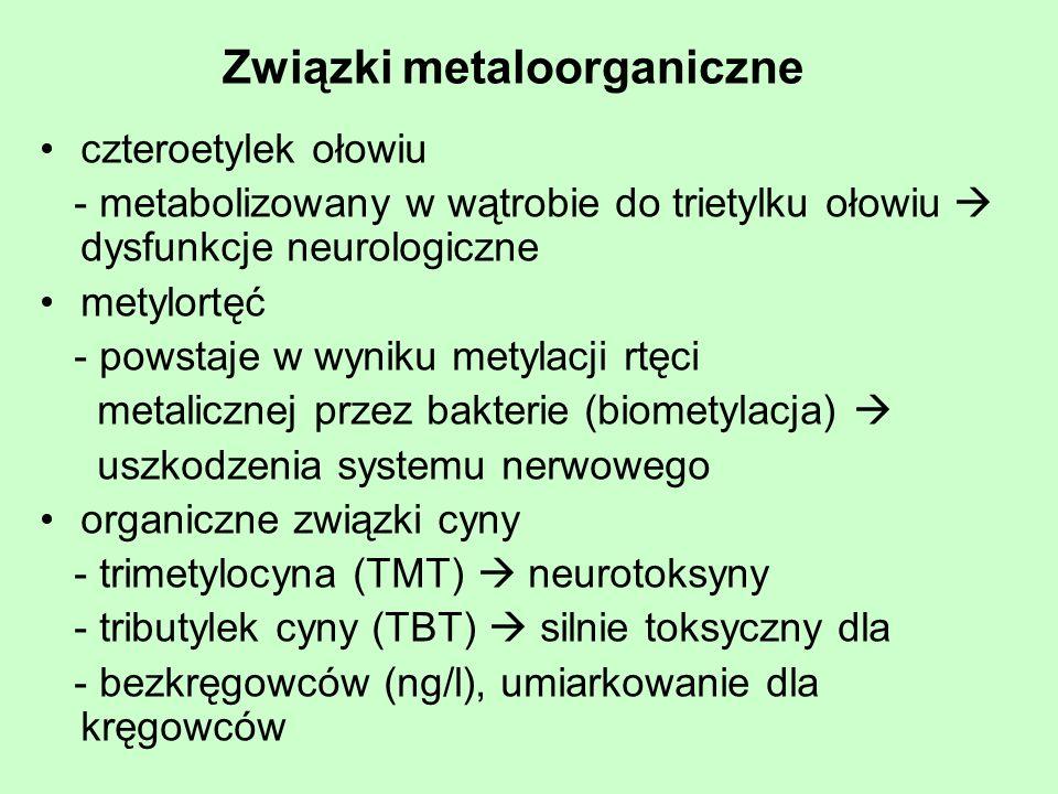 Związki metaloorganiczne