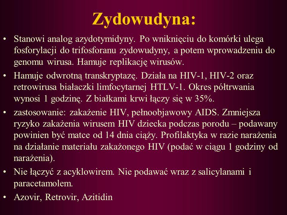 Zydowudyna: