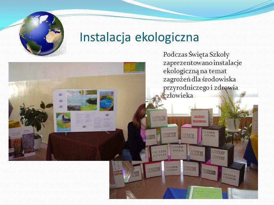 Instalacja ekologiczna