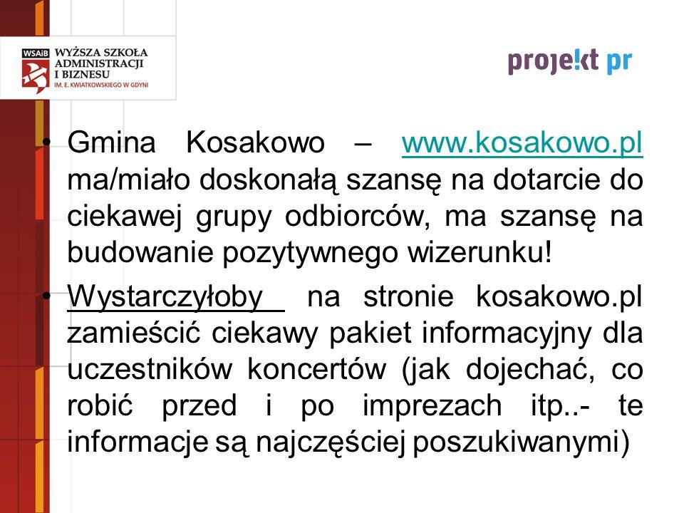 Gmina Kosakowo – www. kosakowo