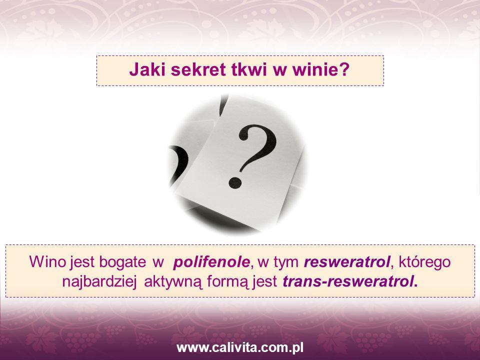 Jaki sekret tkwi w winie
