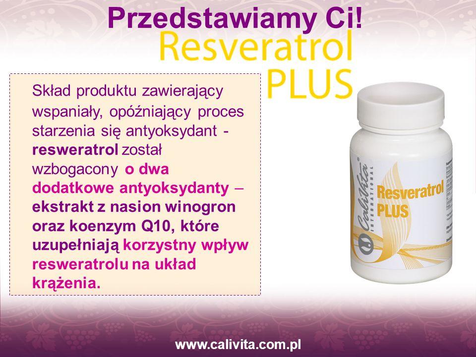 Przedstawiamy Ci! www.calivita.com.pl.