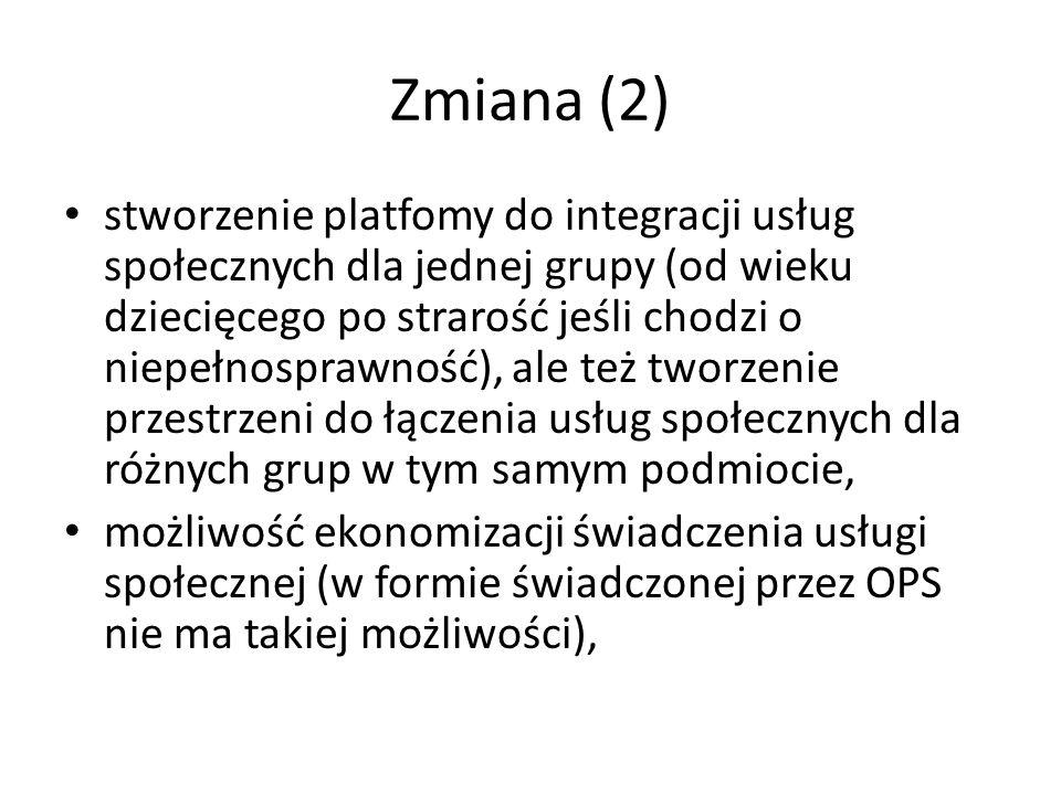 Zmiana (2)