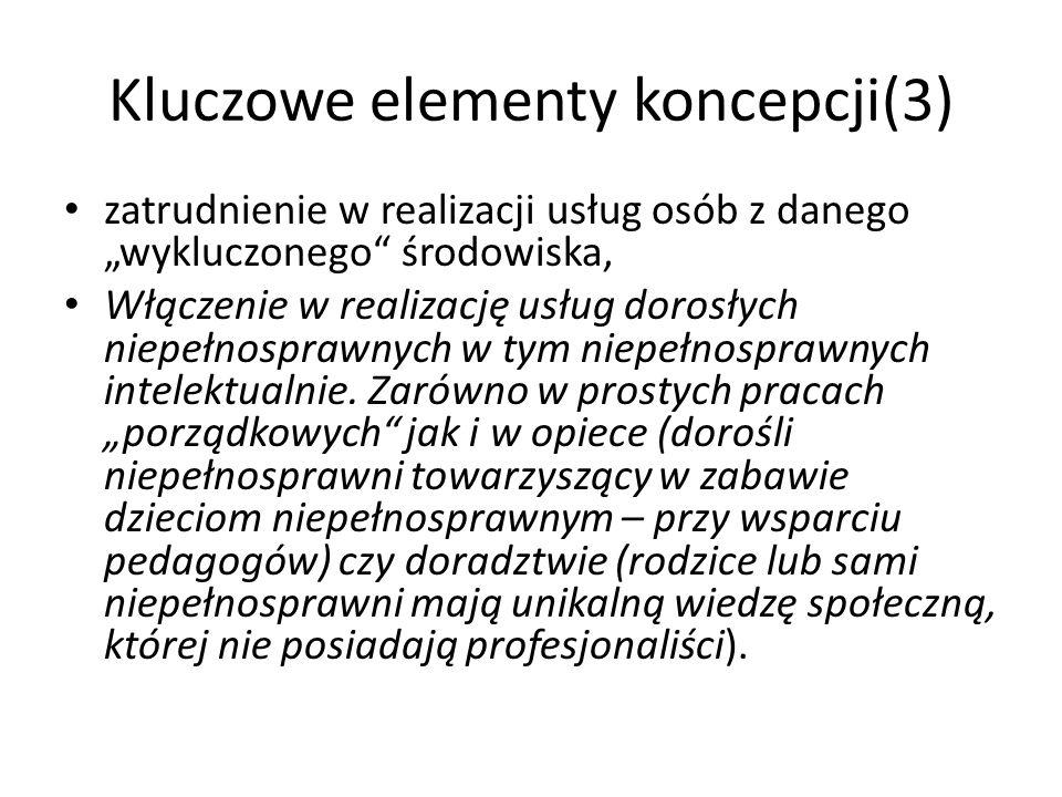 Kluczowe elementy koncepcji(3)