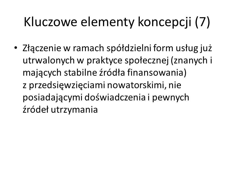 Kluczowe elementy koncepcji (7)