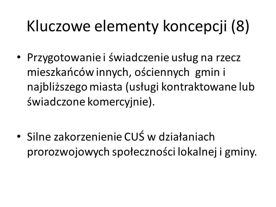 Kluczowe elementy koncepcji (8)