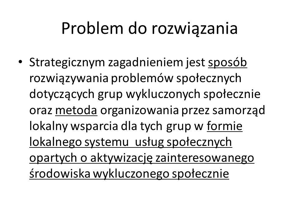Problem do rozwiązania