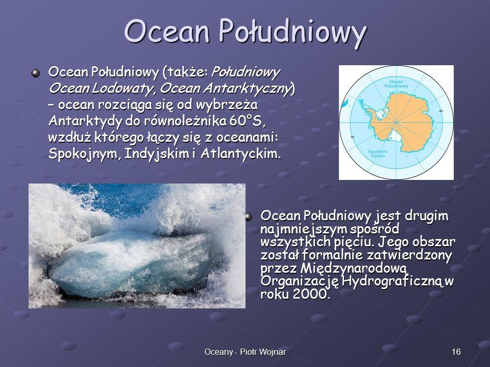 Ocean Południowy