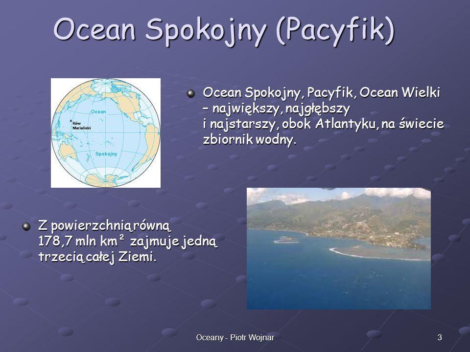 Ocean Spokojny (Pacyfik)