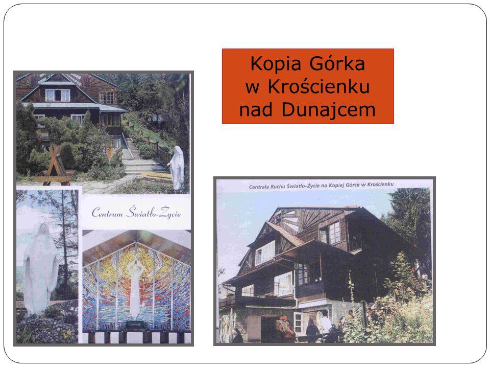 Kopia Górka w Krościenku nad Dunajcem