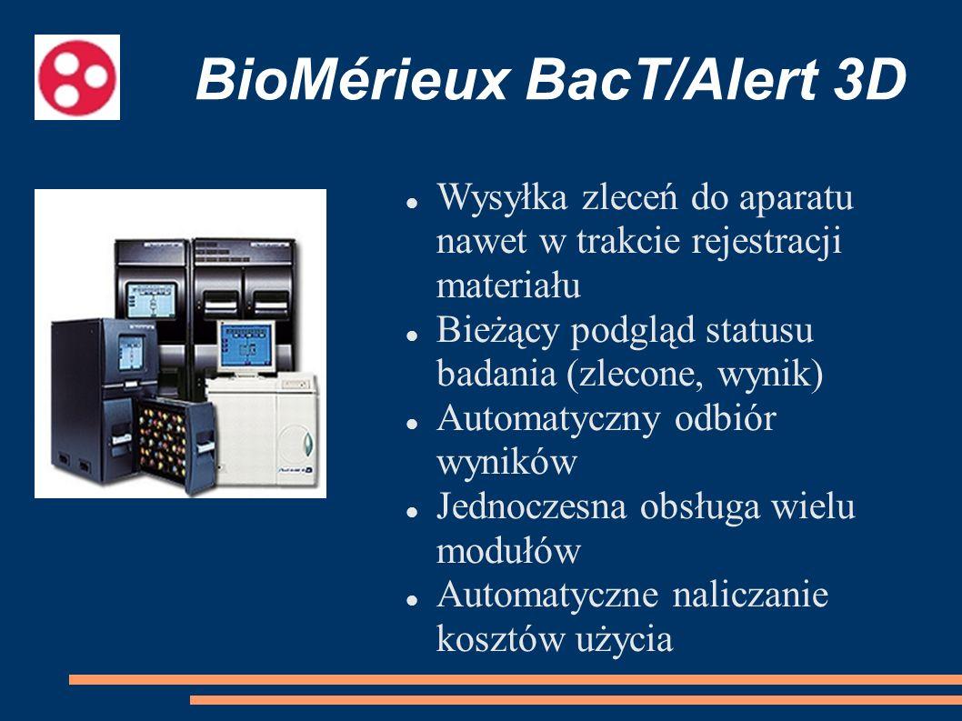 BioMérieux BacT/Alert 3D