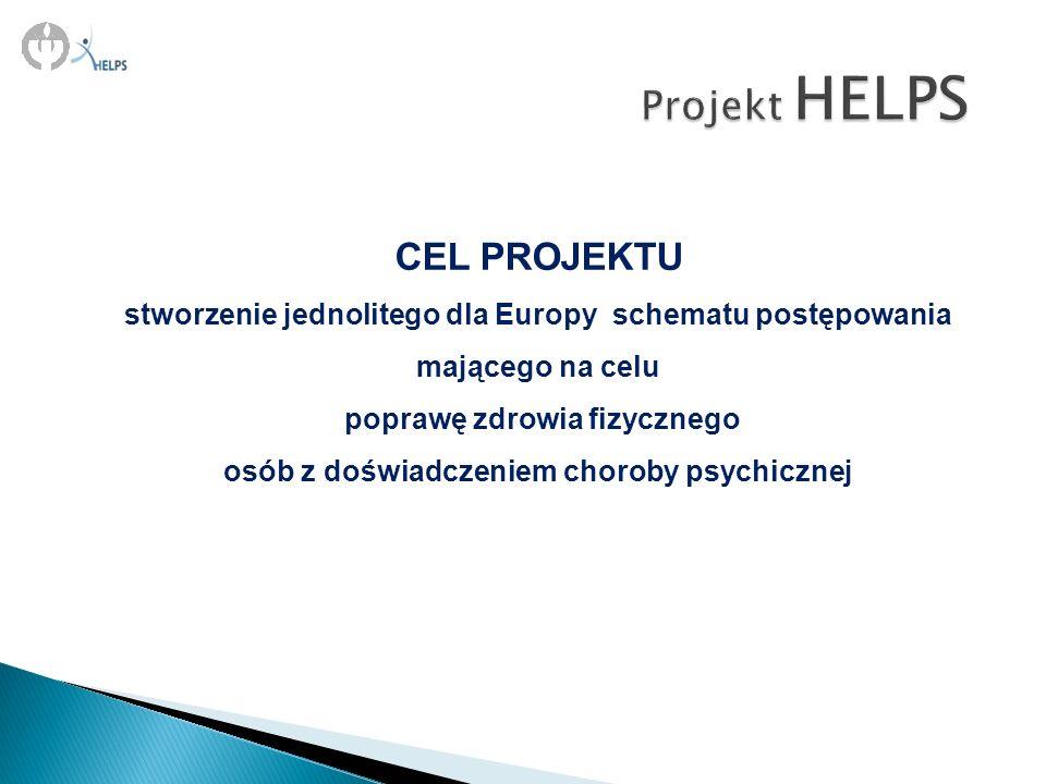 Projekt HELPS CEL PROJEKTU